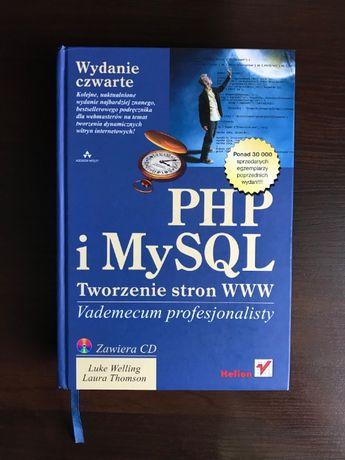 PHP i MySQL - Tworzenie stron WWW + CD