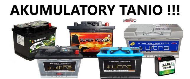 AKUMULATORY Gniezno TANIO* Nowy akumulator* PL* Montaż test ładowania*