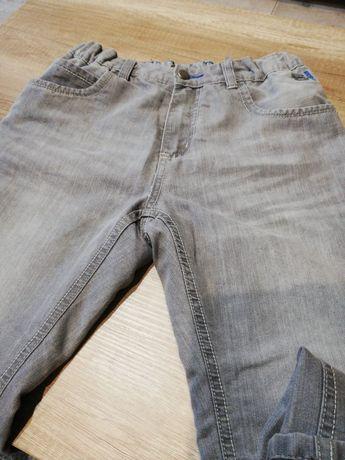 Spodnie ocieplane 152