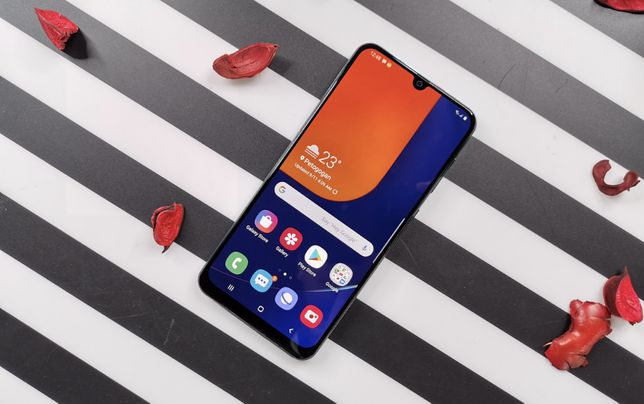 РАСПРОДАЖА! Samsung GALAXY A50 \ A50s - Яркий смартфон! +ГОД ГАРАНТИЯ!