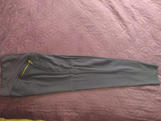 Spodnie ciażowe w kant