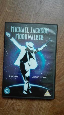 Michael Jackson Moonwalker dvd film nie po polsku