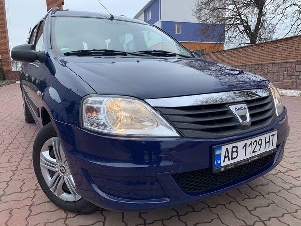 Dacia Logan MCV 7 mest 144 original probeg