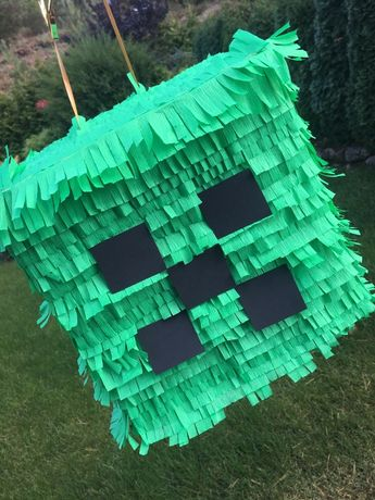 Piniata Minecraft
