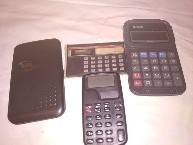 Калькуляторы в рабочем состоянии