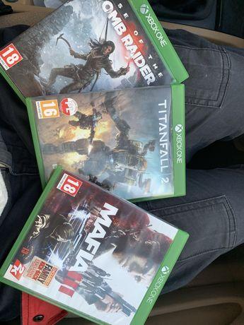 Zestaw 3 gier Xbox One