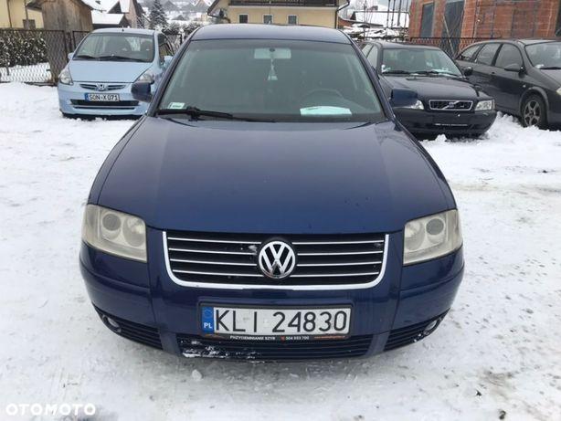 Volkswagen Passat VW Passat 4X4 Motion