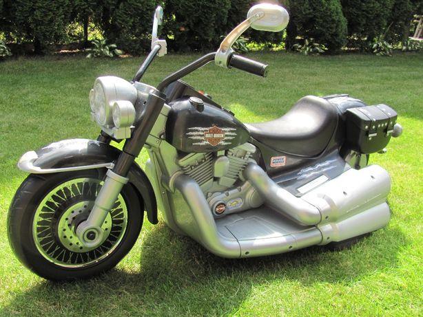 """Nowy motor elektryczny """"Harley Davidson"""""""