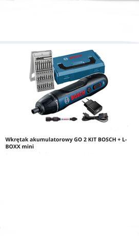 Wkretak akumulatorowy Bosch