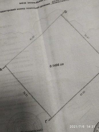 Продам участок 15 соток в поселке  Высокий pp34