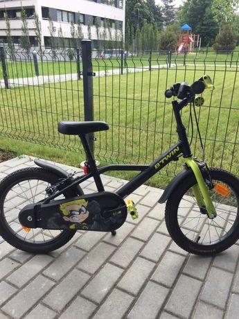 rower dziecięcy mało używany