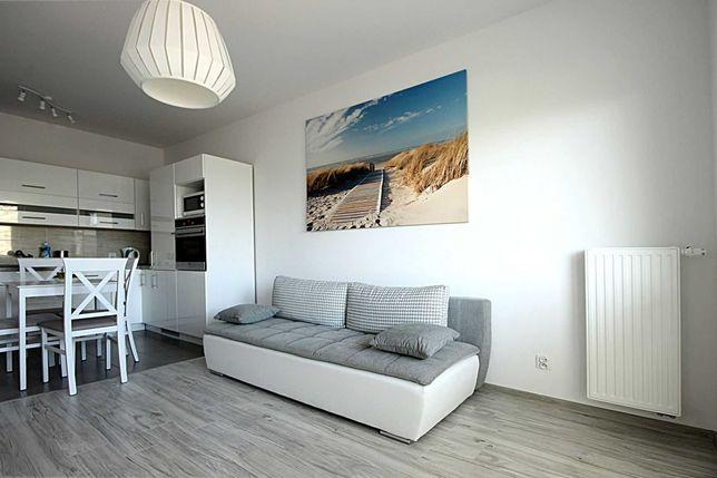 Apartament Albatross na wakacje nad morzem z miejscem garażowym Gdańsk