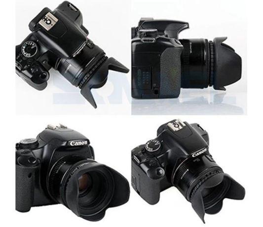 Камера бленда объектива  55 мм