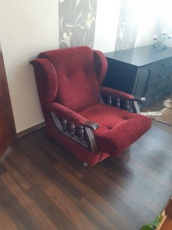 Oddam fotel z kanapa