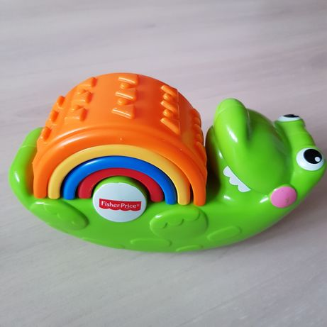 Rozkołysany krokodyl fisher price