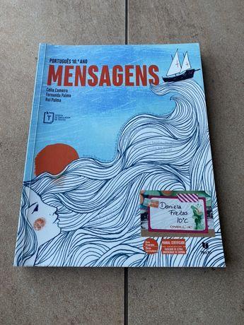 Manual Português Mensagens 10 Ano