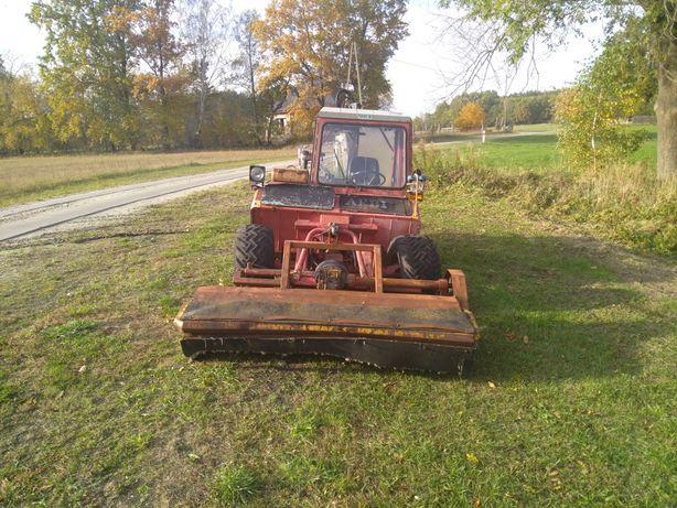 Traktor do koszenia