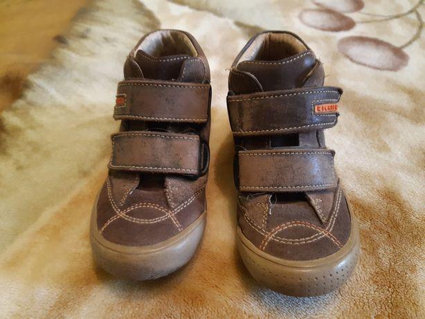 Черевички, черевики, натуральна замш, 27 р