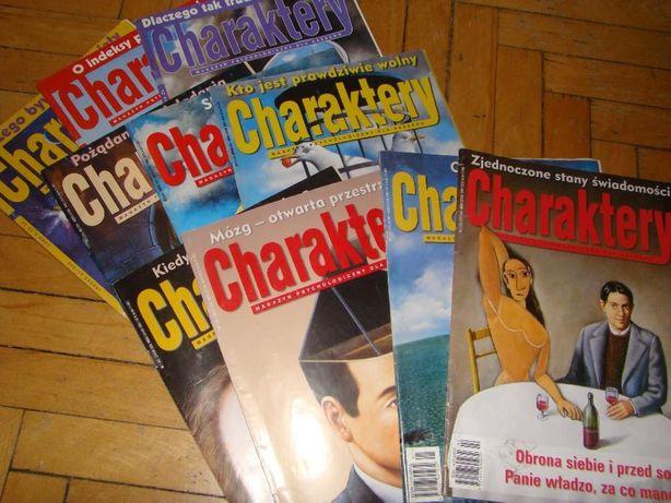 Charaktery magazyn psychologiczny