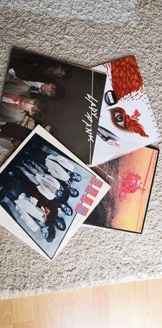 Płyty gramofonowe, płyty winylowe