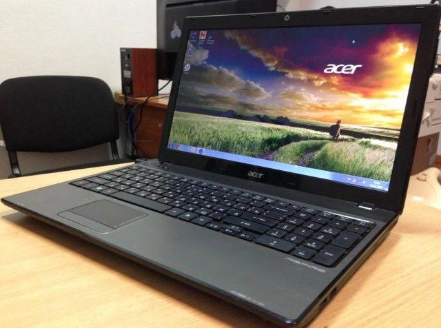 Игровой ноутбук Acer Aspire 5741G (core i3, 4 гига, 2 часа). Киев - изображение 1