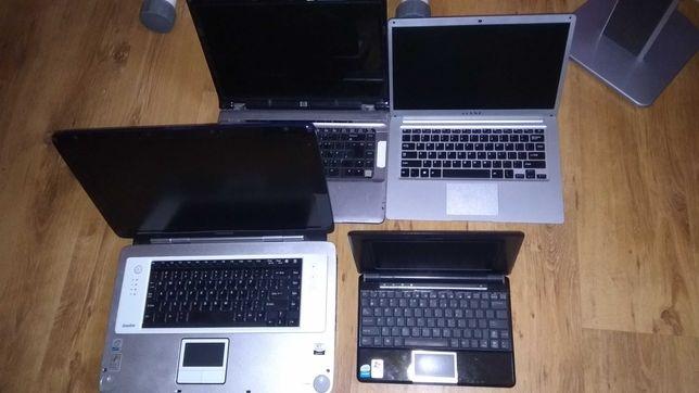 Laptopy uszkodzone