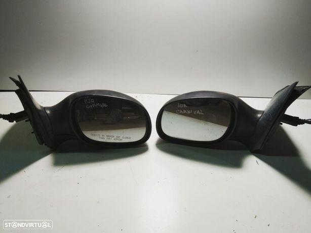 Espelhos Manuais Kia Carnival 2000