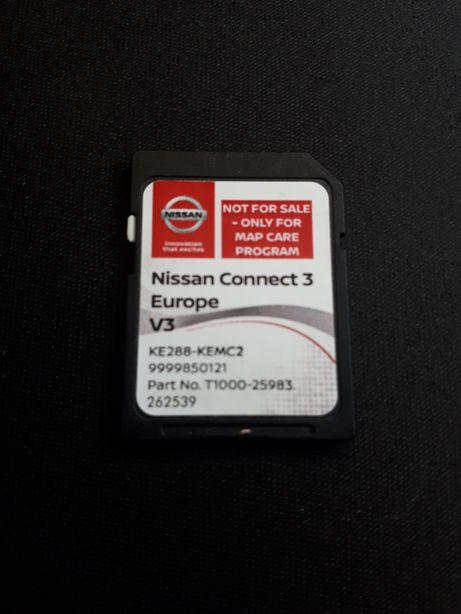 Nissan Connect3Europe V3
