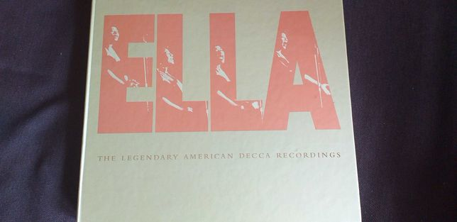 CD musica Jazz - Ella Fitzgerald