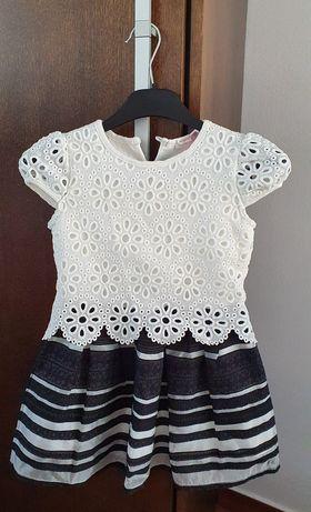 Платье Colabear для девочки 4-5 дет