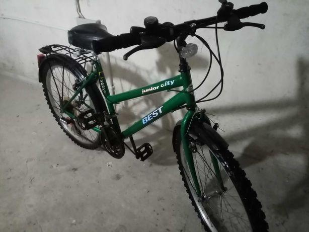 Rower górski damski lub młodzieżowy