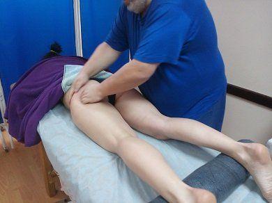 Ручний антицелюлітний масаж