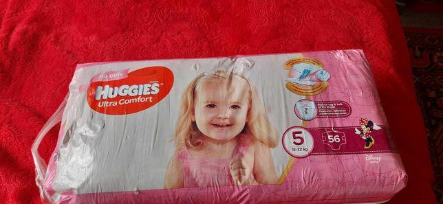 Памперси для дівчинки