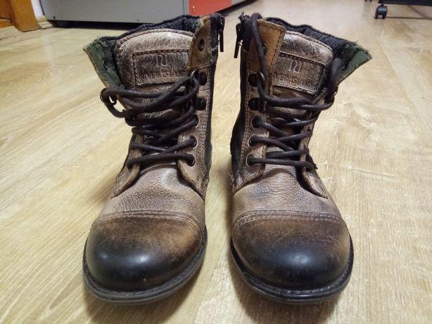 Брендовые ботинки от river island р. 32.