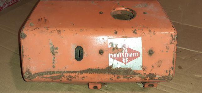 Osłona ciągnika traktoru glebogryzarki fortschmitt ddr wsk