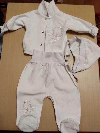 Детские вещи, костюмы для новорожденных