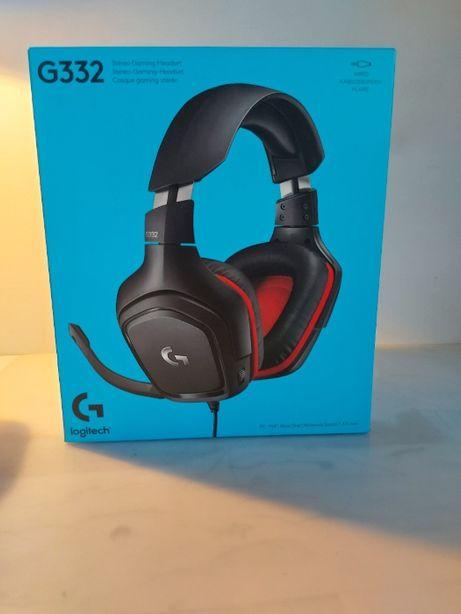 Słuchawki Logitech G332