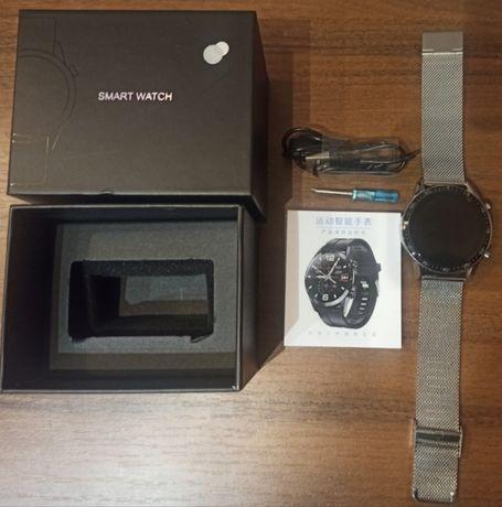 Смарт часы Microwear L13 с тонометром