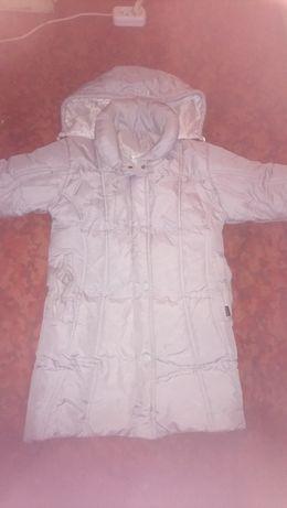 Курточка дутая большой размер
