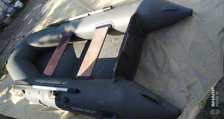 Лодка моторная обмен на скутер
