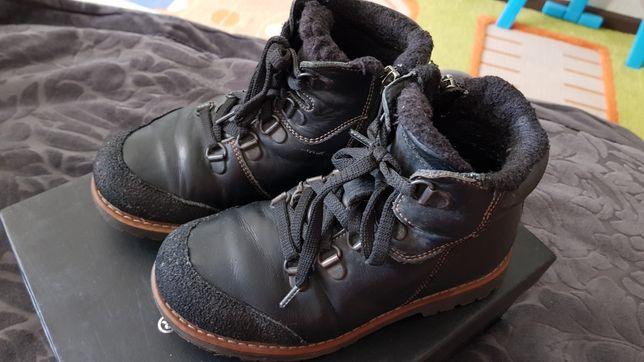 Зимние ботинки 31р