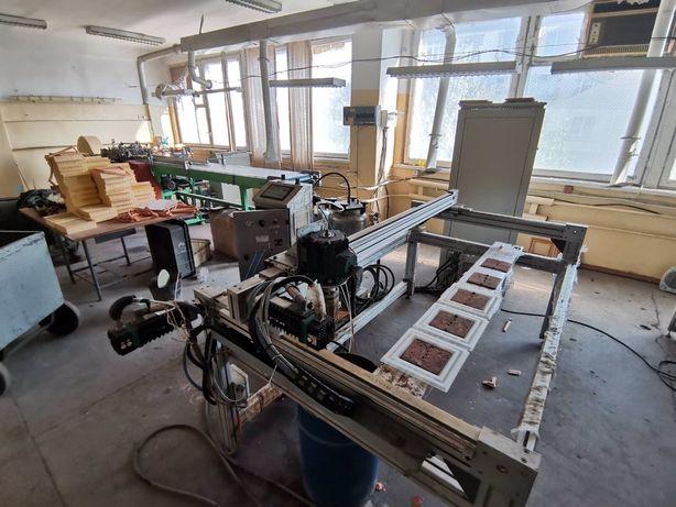 Продам линию производства  панельных салонных фильтров