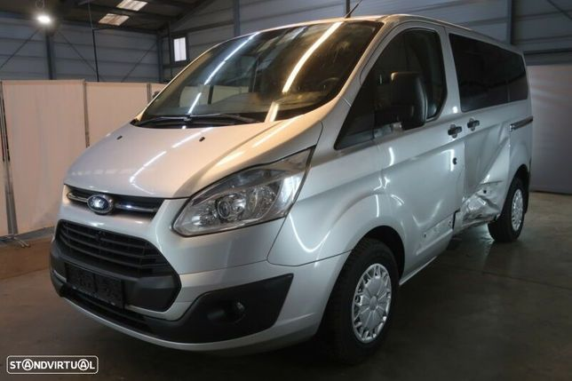 Motor Ford Transit Custom 2.2Tdci 100cv 130cv 155cv CYFA CYFB CVFF Caixa de Velocidades Arranque