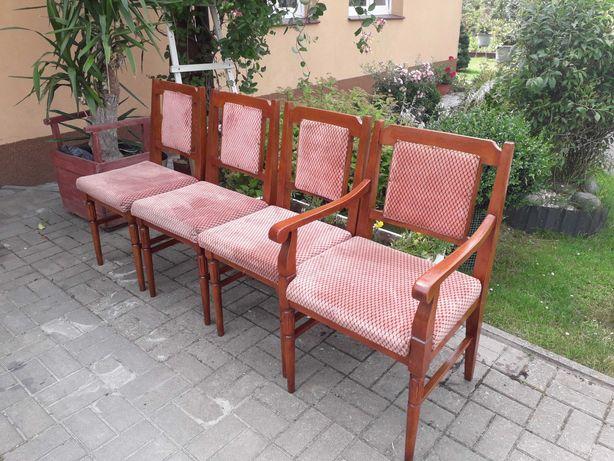 Antyki 4 krzesła