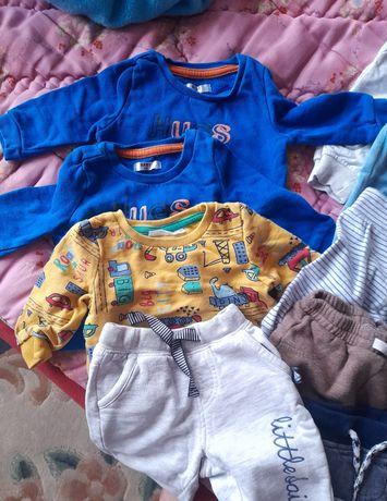 Ubranka chłopięce 62,68
