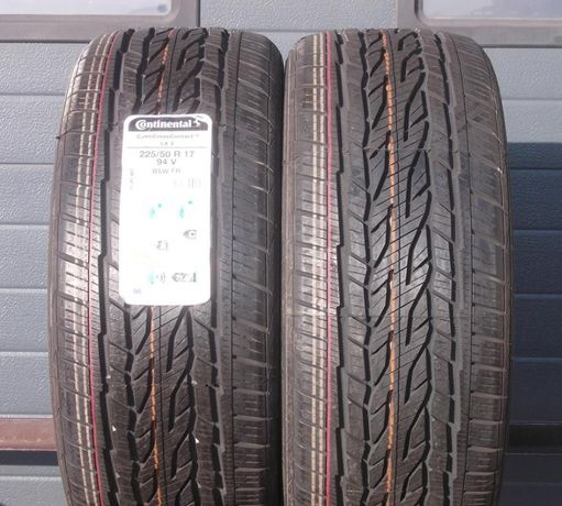 Opony letnie CONTINENTAL ContiCrossContact LX2 225/50R17 94V BSW FR