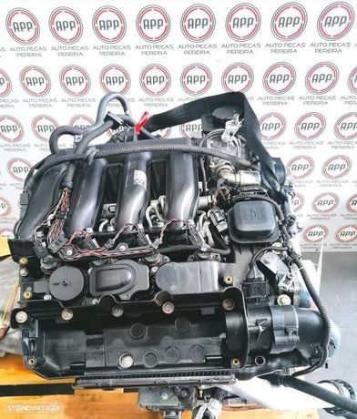 Motor BMW 320D de 150 CV de 2004, referência 20 4D4, aproximadamente 188 000 kms.