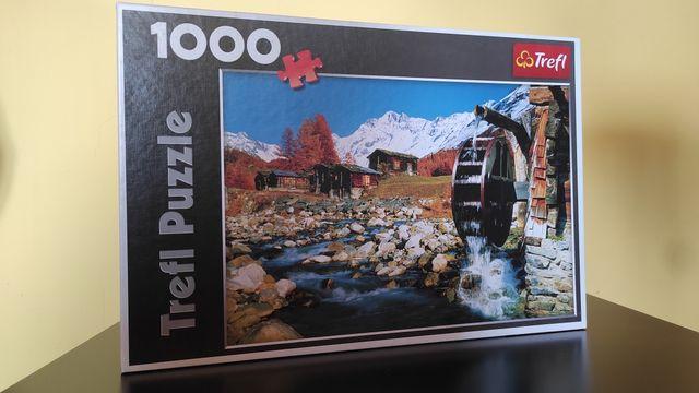 Puzzle 1000 Trefl | góry