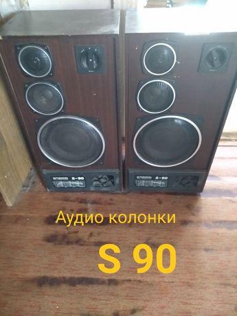 Аудио колонки S90