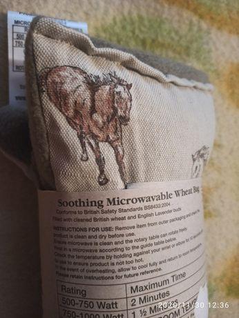 Ароматизированная подушка для шеи и спины,лаванда